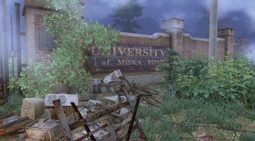 明日之後密斯卡大學