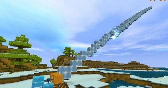 迷你世界冰桥速建攻略