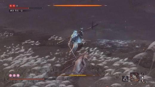苇名弦一郎和剑圣 苇名一心