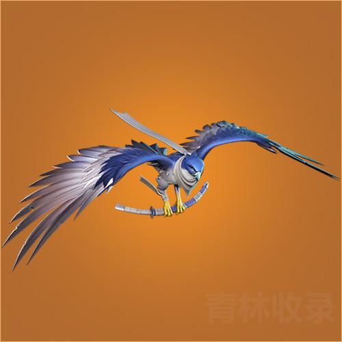 堡垒之夜手游猎鹰怎么得 猎鹰滑翔伞介绍
