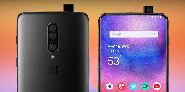 一加7手机官宣终于来了!4月17日开始新品预热!