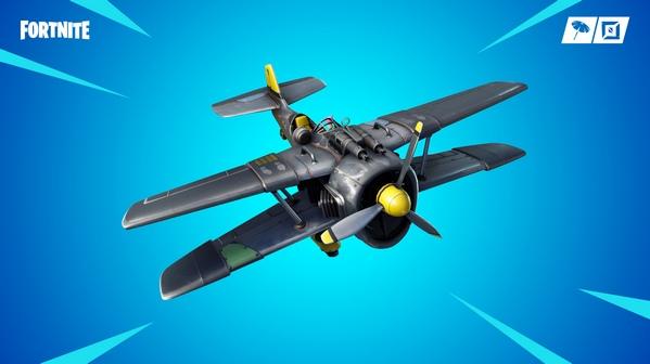 堡垒之夜将推出新步枪 载具飞机或重新上线