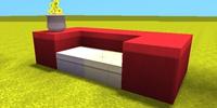 迷你世界怎么做沙发