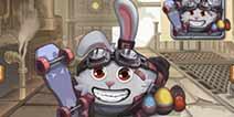 不思议迷宫兔子冈布奥复活节装束皮肤在哪个彩蛋?