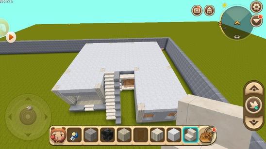 迷你世界别墅建筑攻略