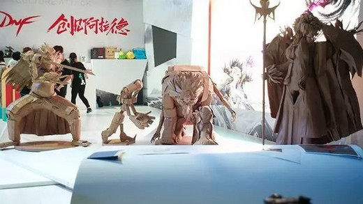 "ChinaJoy:""第九艺术""面面观"