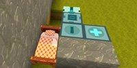 迷你世界隐形床制作方法 隐形床怎么做