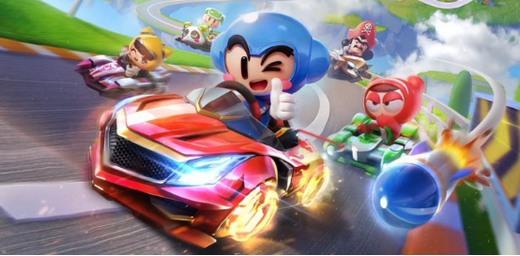 十年经典游戏怀旧,跑跑卡丁车位列第一,手游未上线预约超1300万