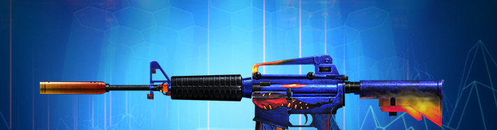 生死狙击M4A1怒兽