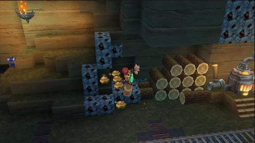 神角技巧熔炼炉