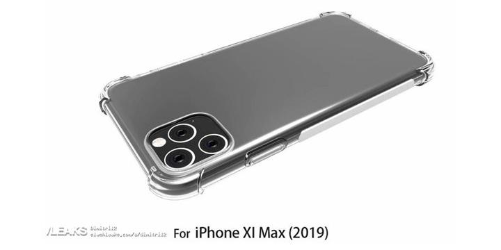 后置摄像头三缺一就可以凑一桌了?iPhone 11 Max 曝光