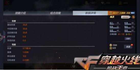 CF手游火麒麟-靈狐