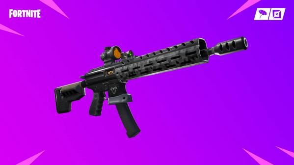 堡垒之夜手游v9.01版本更新 新战术步枪