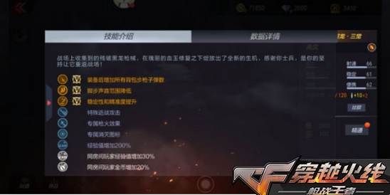 CF手游英雄級武器M4A1-櫻龍