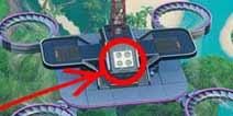 堡垒之夜排气扇在哪里 在不同比赛中使用排气扇飞起来