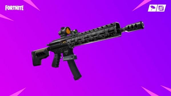 堡垒之夜战术突击步枪怎么样 战术突击步枪用法解析