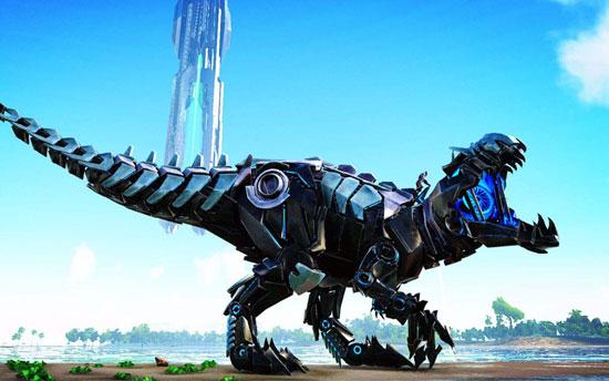 方舟生存进化机械恐龙