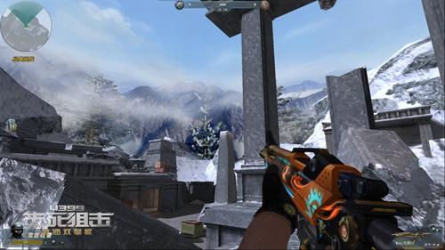 生死狙击雪山遗迹
