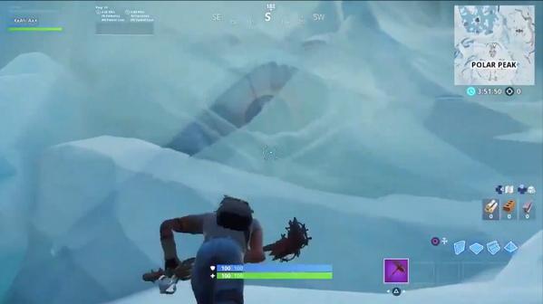 堡垒之夜x哥斯拉2 巨型怪兽将破冰登场!