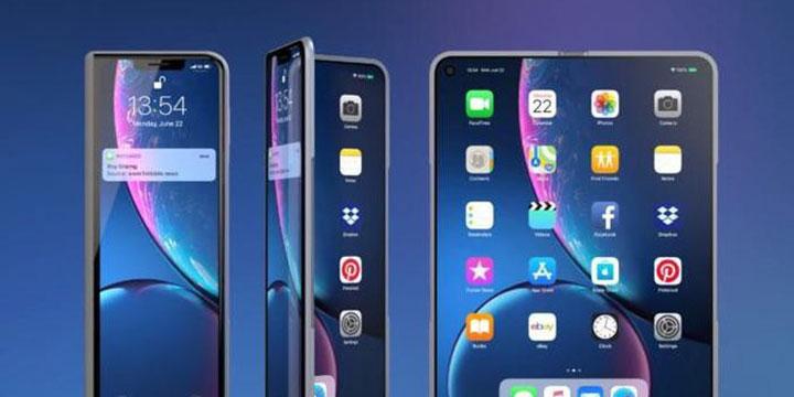 iPhone折叠屏手机要来了?苹果也开始模仿了?