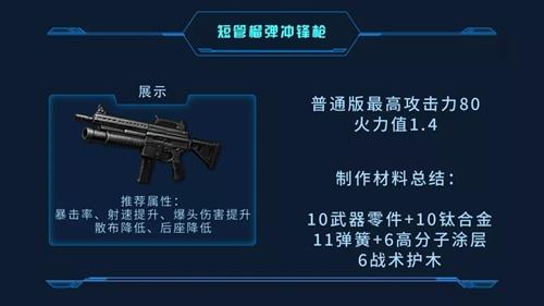 明日之后60级新武器属性解析 新武器你懂多少