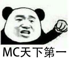 MC天下第一