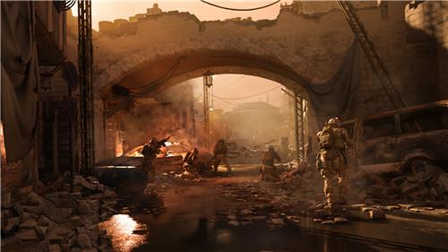 使命召唤:现代战争