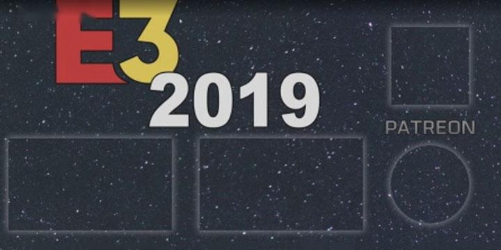 E3 2019游戏展开幕!今年画饼大会又画了那些饼呢?