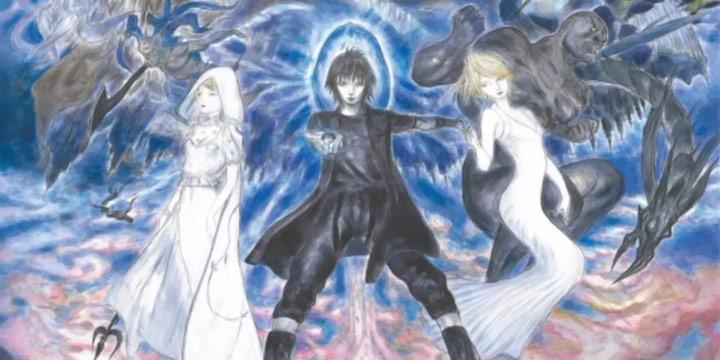《最终幻想15》真的要推手游了,全新视觉海报亮相