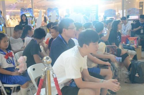 收藏欢乐童年,集齐梦想力量――卡片嘉年华(深圳站)总决赛圆满举办
