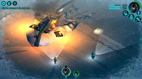 直面原始的恐惧《极地诡梦》PC移植硬核生存探险手游