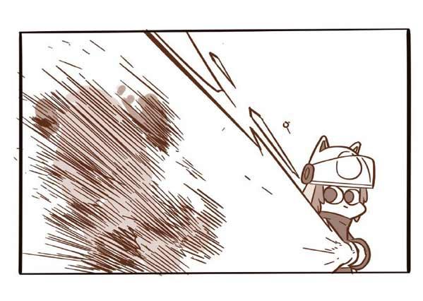 明日方舟漫画合集1 喜欢吓人的小火龙