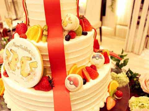 皮卡丘 蛋糕