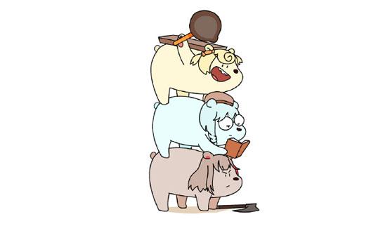 明日方舟漫画合集9 几张趣味短漫