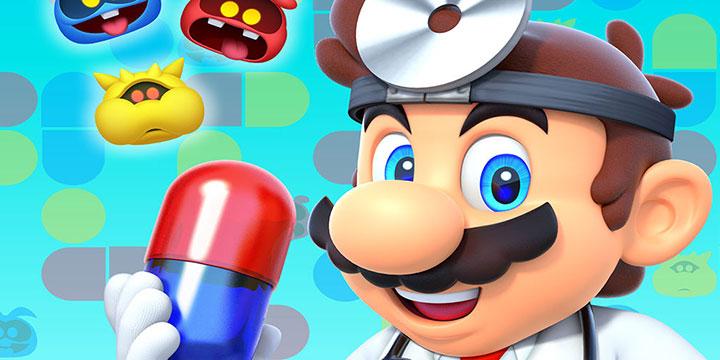 《马里奥医生:世界》,这个蘑菇帽又去了哪个世界冒险?