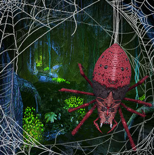 方舟生存进化蜘蛛地牢