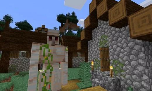 《我的世界》7月4日村庄版本来袭,流浪商人和羊驼上线!