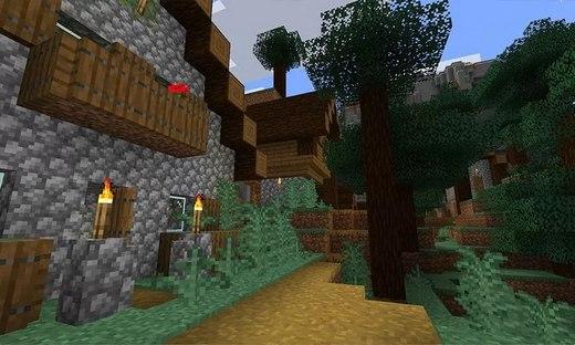 《我的世界》7月4日村庄版本来袭