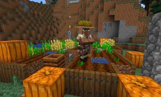 《我的世界》7月4日村庄版本