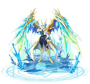 奥奇传说天启圣剑龙神