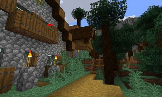 《我的世界》:掠夺者还有5秒到达现场,请保护好我方村庄!