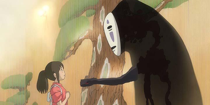 「Link・二次元」娘子,和牛魔王出来看宫崎骏