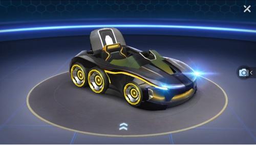 跑跑卡丁車手游創世賽車如何-創世賽車的性能狀況