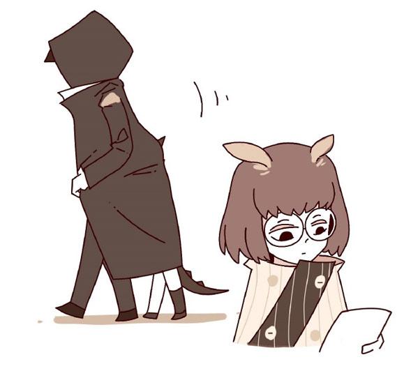 明日方舟漫画合集13 潜行