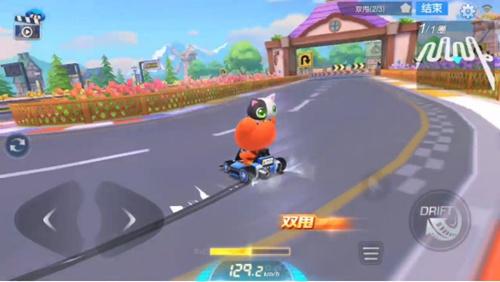 跑跑卡丁车手游漂移技巧