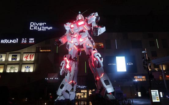 永远热血的科幻艺术:进击的二次元机甲文化