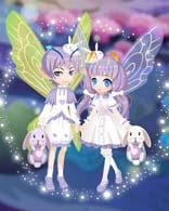 小花仙薰衣草兔兔套装