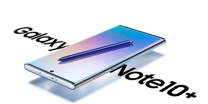 8月8日三星Note 10系列全球首�l 手�C最新宣��D流出