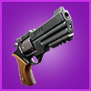 堡垒之夜左轮手枪·紫