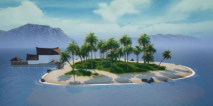 《和平精英》夏日模式正式上线!迎来阳光、沙滩和比基尼